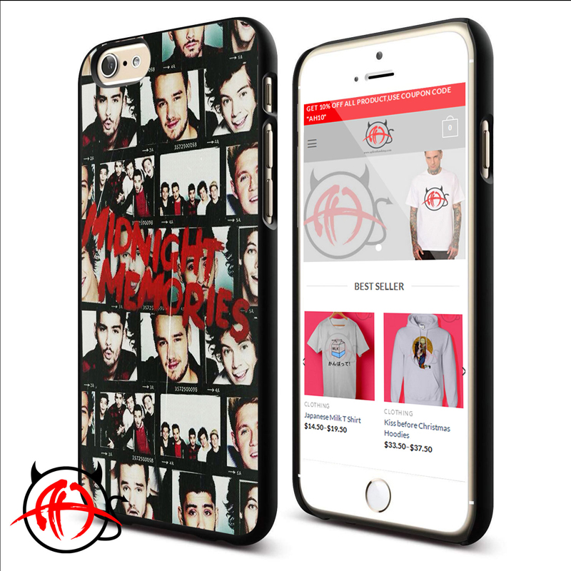 One Direction Midnight Memmories Protective Phone Cases