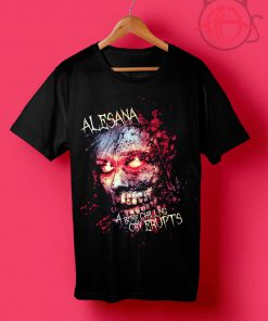 Alesana Red Scar T Shirt