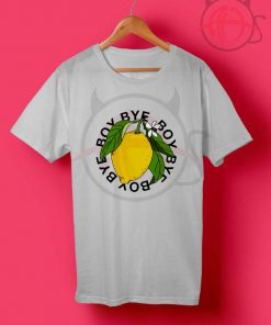 Boy Bye Cropped T Shirt For Women's or Men's