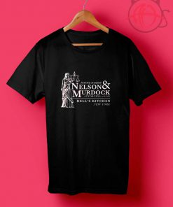 Daredevil Attorneys at Law T Shirt