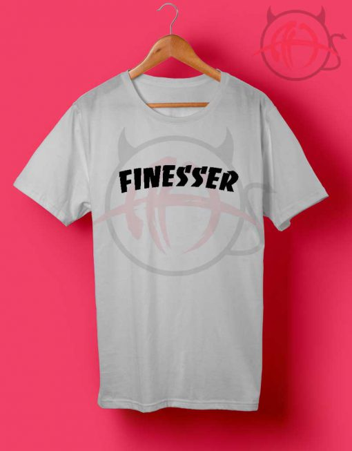 Finesser Quotes Thrasher T Shirt