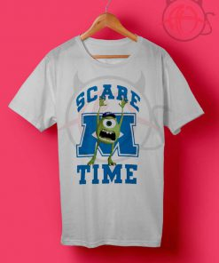 Monsters Inc U Scare Time T Shirt