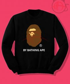 Bathing Ape Crewneck Sweatshirt