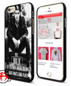 1D Zayn Malik Quote Protective Phone Cases For iPhone 7, iPhone 6, iPhone 5 And Samsung