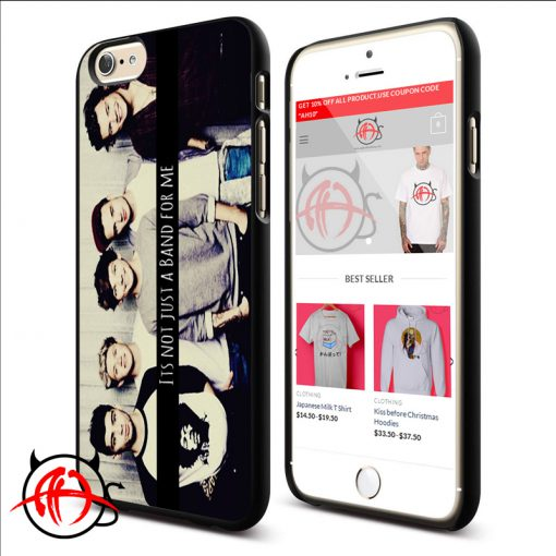 1D Not Bant For Me Protective Phone Cases