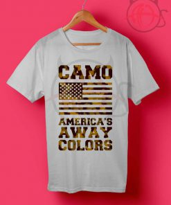 America's Away Colors Graphic T Shirt