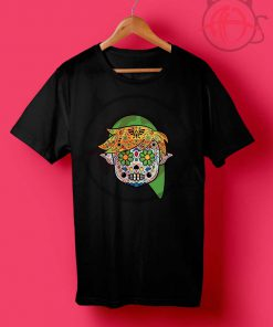 The Legend of Old Skull T Shirt