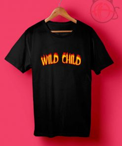 Wild Child Fire Thrasher T Shirt