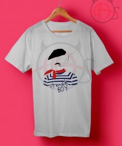Col Rond French Boy T Shirt