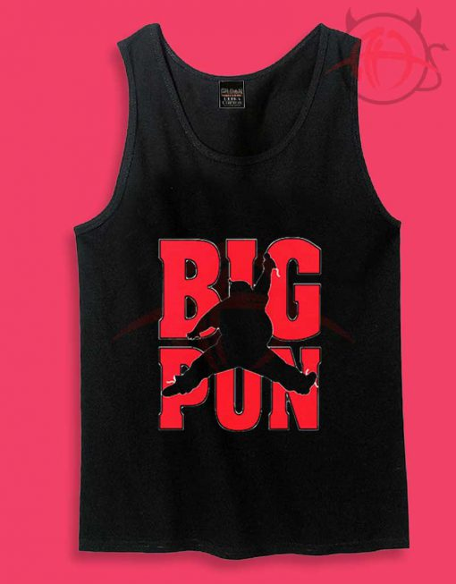 Big Notorious Biggie Pun AirUnisex Tank Top