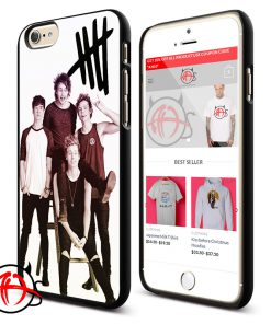 5 Second Of Summer Protective Phone Cases Trend