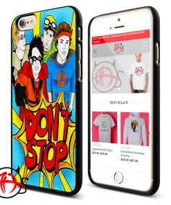 5 SOS Dont Stop Protective Phone Cases Trend