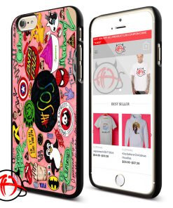 5 SOS Blink Collage Protective Phone Cases Trend