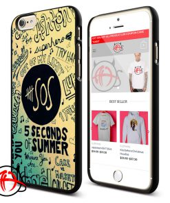 5 SOS Collage Protective Phone Cases Trend