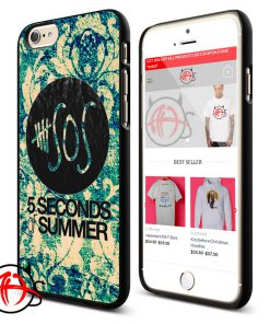 5 SOS Floral Protective Phone Cases Trend