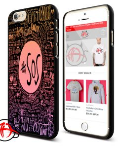 5 SOS Heart Protective Phone Cases Trend