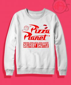 Pizza Planet Crewneck Sweatshirt