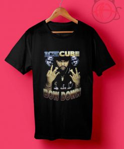 USA Ice Cube Bow Down T Shirt