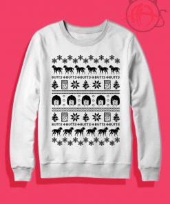 Ugly Holiday Tina Crewneck Sweatshirt