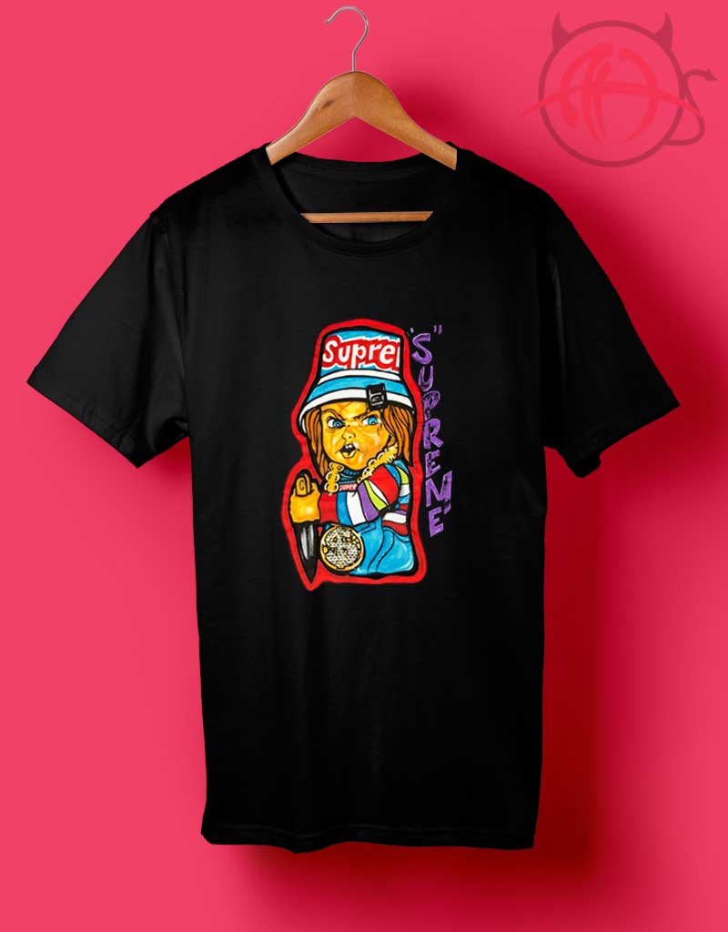 Trend Fashion Supreme Chucky T Shirts - Apparelhouses Com
