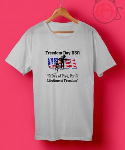 National Freedom Day T Shirts
