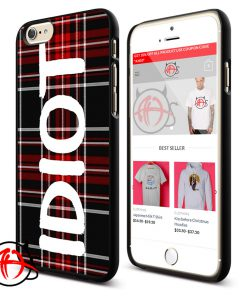5sos Idiot Flanel Phone Cases Trend
