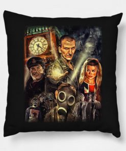 Are You My Mummy Doctor Who Pillow Case