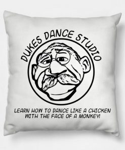 Duke's Dance Studio Pillow Case
