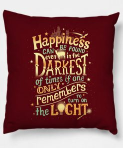 Happiness Harry Potter Pillow Case