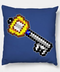 Kingdom Hearts Keyblade Pillow Case