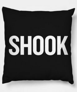 Shook Pillow Case