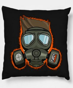 The Deadzone Survivor Pillow Case