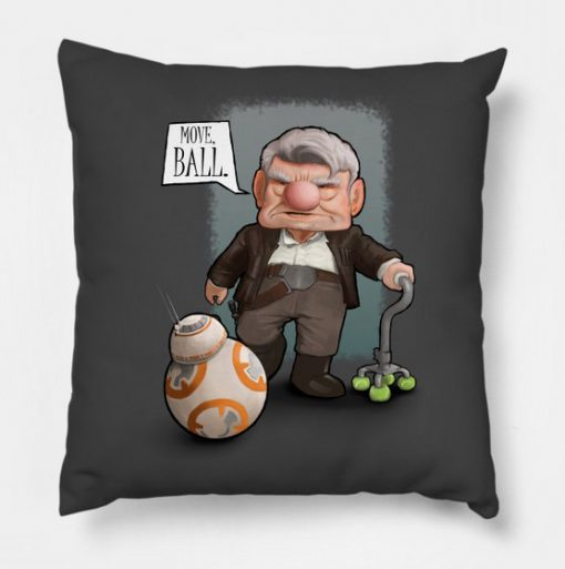 Up Move Ball Star Wars Pillow Case