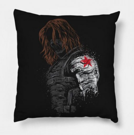 Winter Soldier Pillow Case