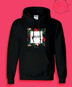 Cheap Custom Yours Truly Script Floral Box Hoodies