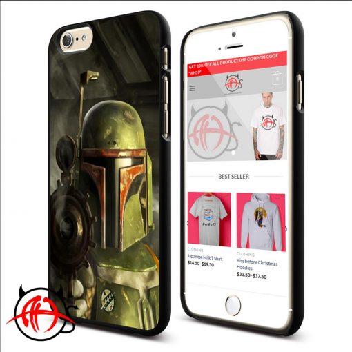 Star Wars Bobbafett Phone Cases Trend