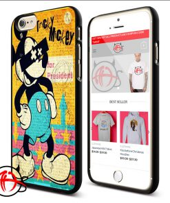 Tricky Mickey Phone Cases Trend