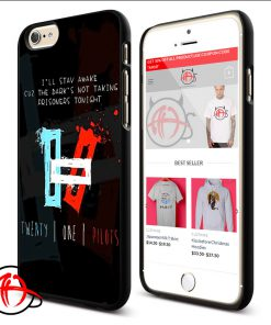 Twenty One Pilot Quotes Phone Cases Trend