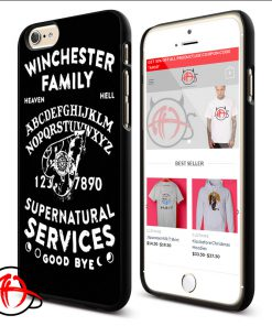 Winchester Family Phone Cases Trend