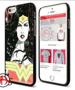 Wonder Woman Phone Cases Trend