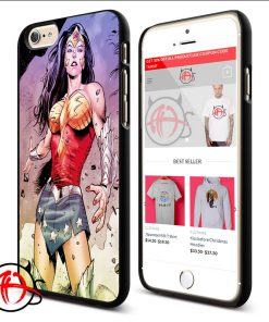 Wonder Woman Superhero Phone Cases Trend
