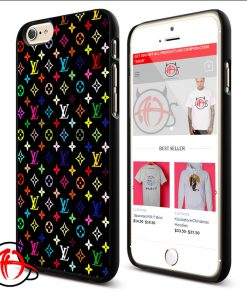 YVL Pattern Phone Cases Trend
