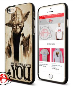 Yoda Star Wars Quote Phone Cases Trend