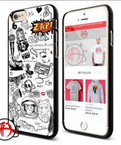 Zayn Malik Tattoo Collage Phone Cases Trend