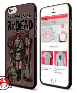 Zelda Walking Redead Phone Cases Trend