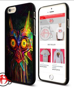 Zelda Majoras Mask Phone Cases Trend