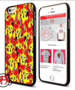 Zombie Pokemon Pikachu Phone Cases Trend