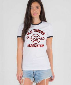 Truly Madly Deeply Old Timers Ringer Tee