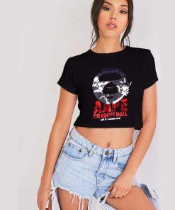 Aape Dragon Ball Crop Top Shirt