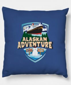 Alaskan Adventure Pillow Case